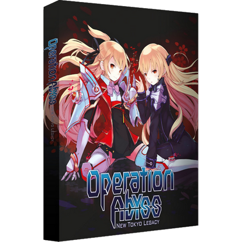Operation Abyss: New Tokyo Legacy - Limited Edition [Sony PS Vita]