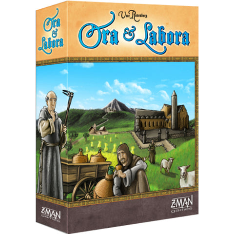 Ora and Labora [Board Game, 1-4 Players]