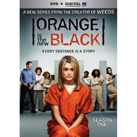 Orange is the New Black: Season One [DVD Box Set]