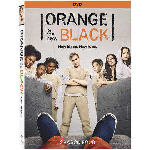 Orange is the New Black: Season Four [DVD Box Set]