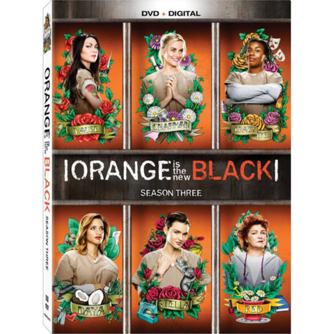 Orange is the New Black: Season Three [DVD Box Set]