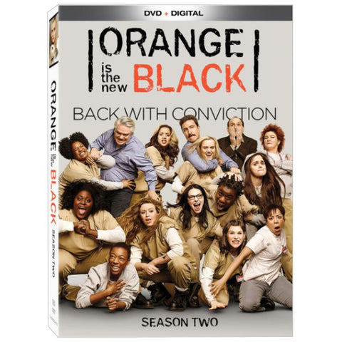 Orange is the New Black: Season Two [DVD Box Set]