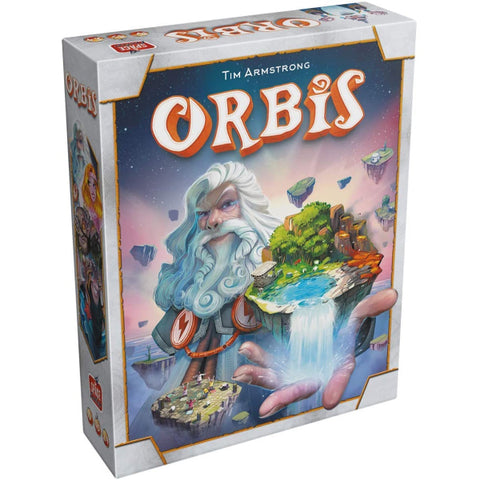 Orbis [Board Game, 2-4 Players]