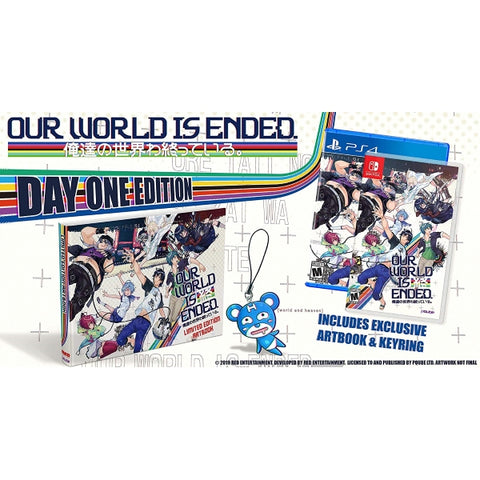 Our World Is Ended - Day One Edition [PlayStation 4]