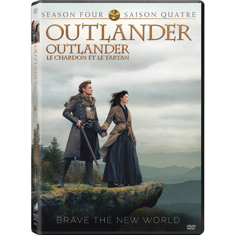 Outlander: Season Four [DVD Box Set]