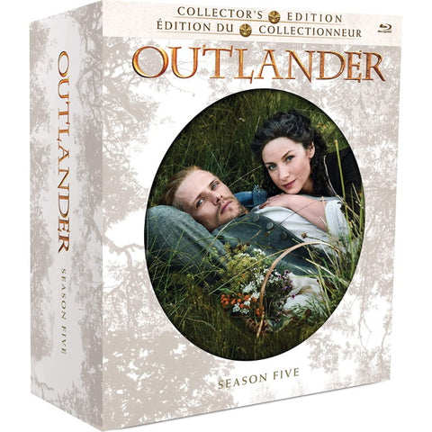 Outlander: Season Five - Collector's Edition [Blu-Ray Box Set]