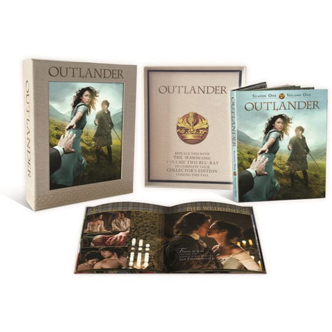 Outlander: Season One - Volume One - Collector's Edition [Blu-Ray + Digital Box Set]