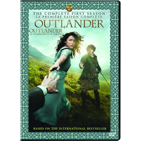 Outlander: The Complete First Season [DVD Box Set]