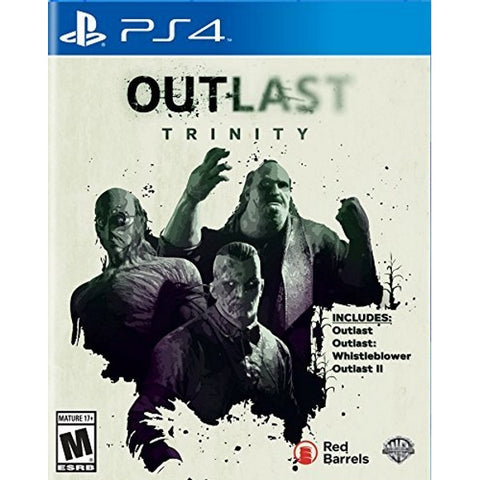 Outlast Trinity [PlayStation 4]