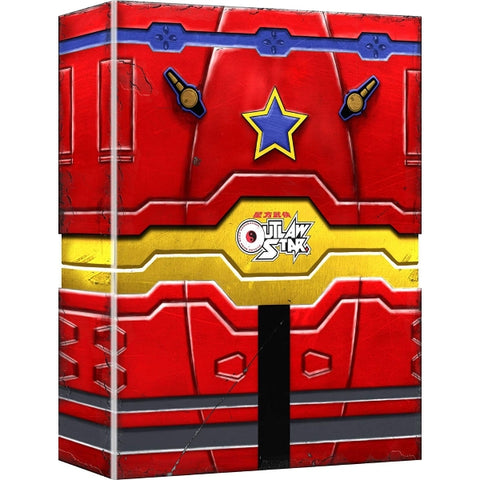 Outlaw Star: The Complete Series - Collector's Edition [Blu-Ray + DVD Box Set]