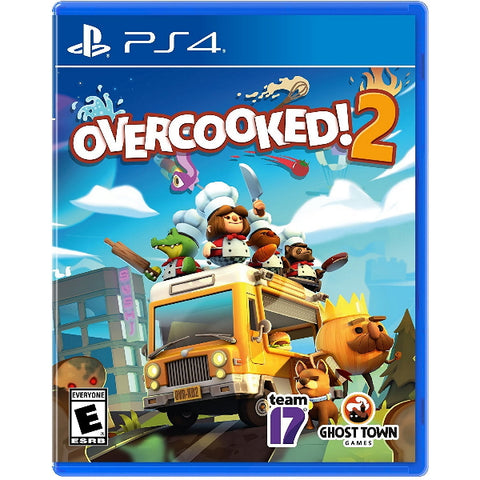 Overcooked! 2 [PlayStation 4]