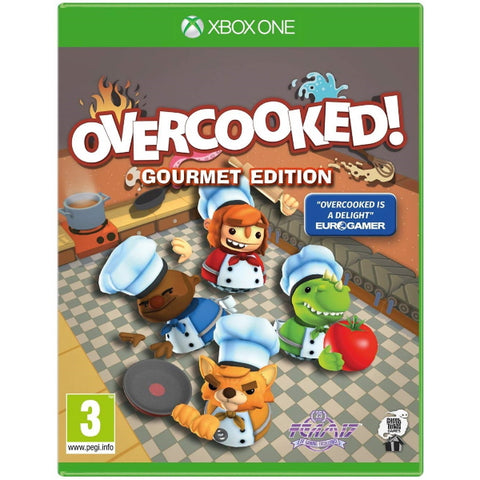 Overcooked!: Gourmet Edition [Xbox One]