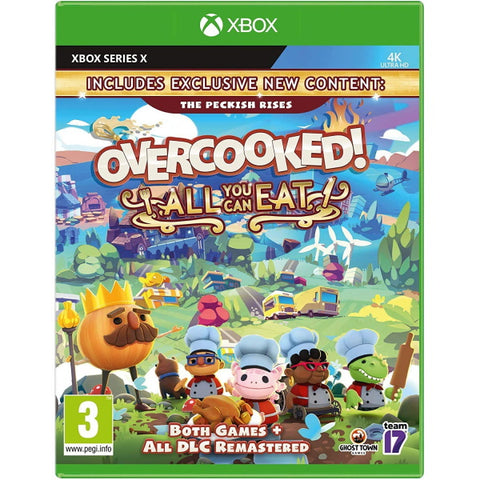 Overcooked! All You Can Eat [Xbox Series X / Xbox One]