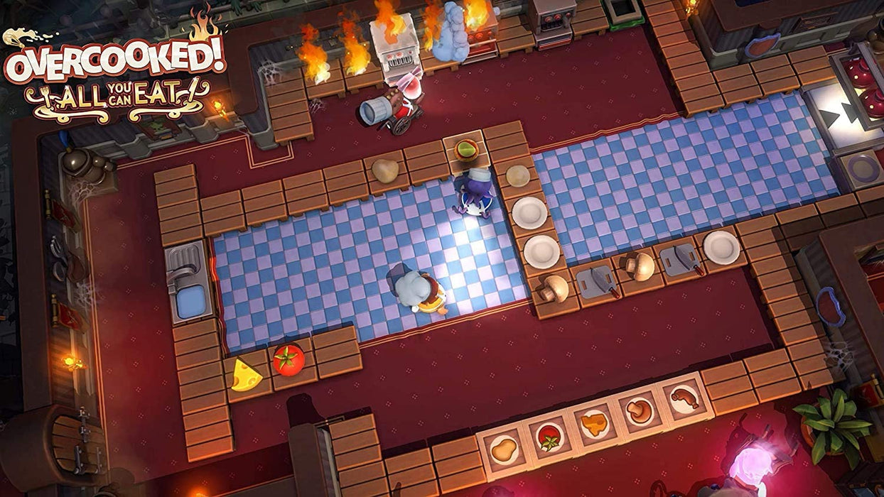 Overcooked! All You Can Eat [PlayStation 5]