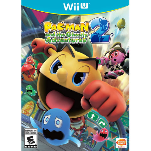 Pac-Man and the Ghostly Adventures 2 [Nintendo Wii U]