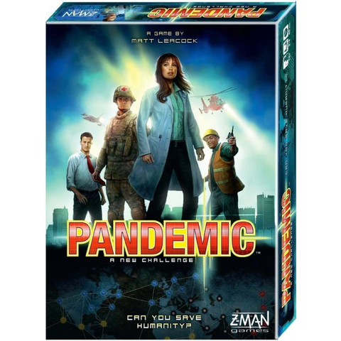 Pandemic [Board Game, 2-4 Players]
