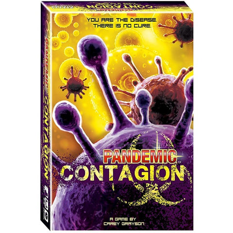 Pandemic: Contagion [Board Game, 2-5 Players]