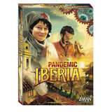 Pandemic Iberia [Board Game, 2-4 Players]