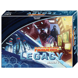 Pandemic: Legacy - Season One - Blue [Board Game, 2-4 Players]