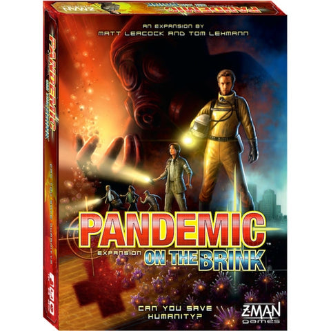 Pandemic: On The Brink Expansion [Board Game, 2-5 Players]
