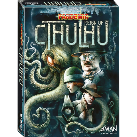Pandemic: Reign Of Cthulhu [Board Game, 2-4 Players]