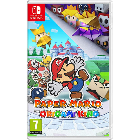 Paper Mario: The Origami King [Nintendo Switch]
