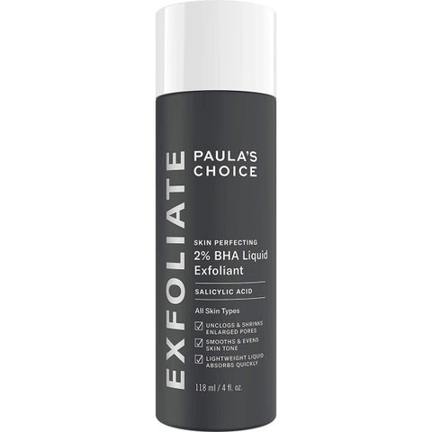 Paula's Choice Skin Perfecting 2% BHA Liquid Exfoliant - 118mL [Beauty]