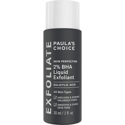Paula's Choice Skin Perfecting 2% BHA Liquid Exfoliant - 30mL [Beauty]