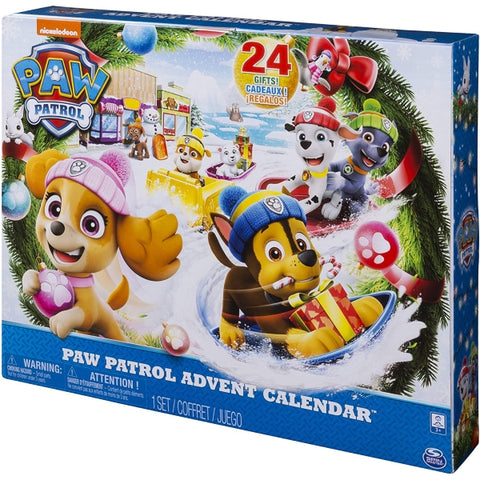 PAW Patrol Advent Calendar [Toys, Ages 3+]