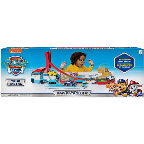 PAW Patrol: Launch 'n Haul PAW Patroller [Toys, Ages 3+]