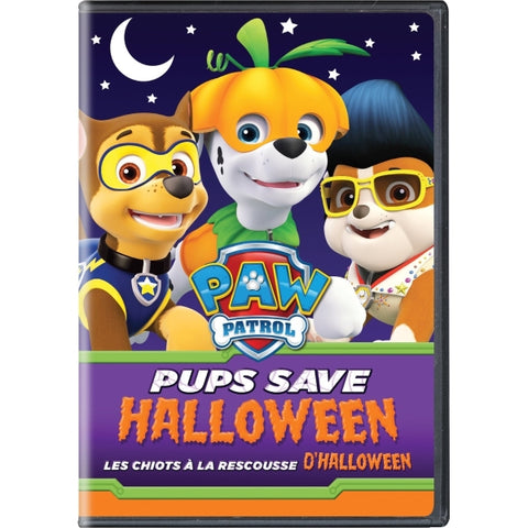 PAW Patrol: Pups Save Halloween [DVD]