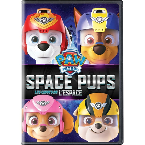 PAW Patrol: Space Pups [DVD]