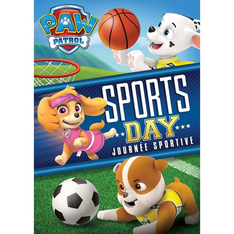 PAW Patrol: Sports Day [DVD]