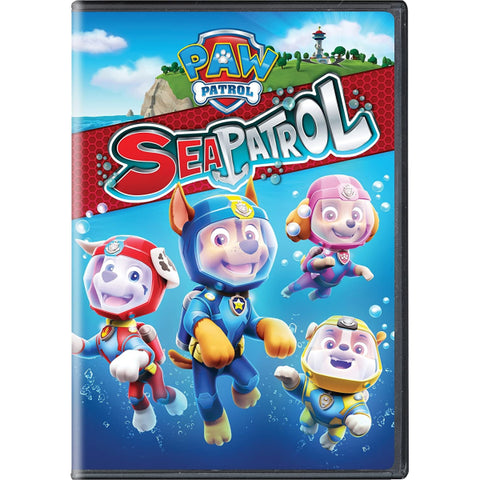 PAW Patrol: Sea Patrol [DVD Box Set]