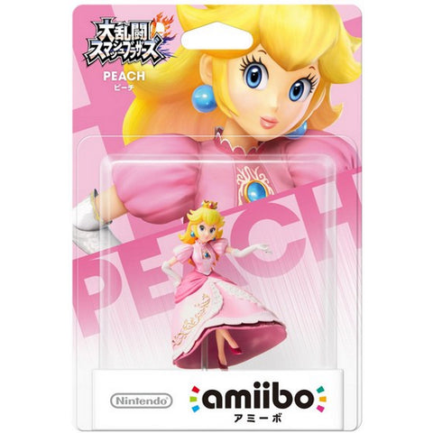 Peach Amiibo - Super Smash Bros. Series [Nintendo Accessory]