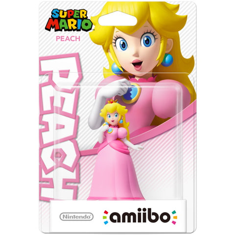 Peach Amiibo - Super Mario Series [Nintendo Accessory]