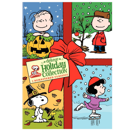 Peanuts - Deluxe Holiday Collection [DVD Box Set]