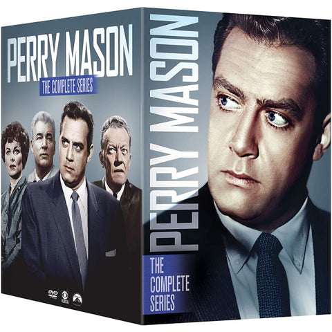 Perry Mason: The Complete Series - Seasons 1-9 [DVD Box Set]