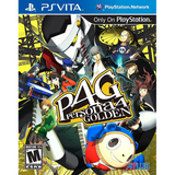 Persona 4 Golden [Sony PS Vita]
