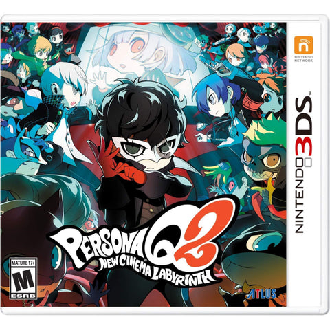 Persona Q2: New Cinema Labyrinth [Nintendo 3DS]