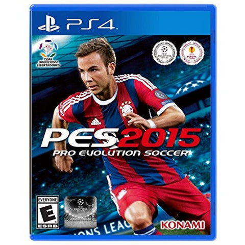 PES Pro Evolution Soccer 2015 [PlayStation 4]