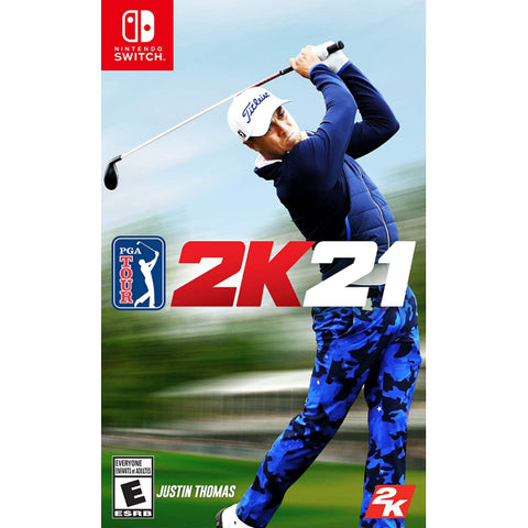 PGA Tour 2K21 [Nintendo Switch]