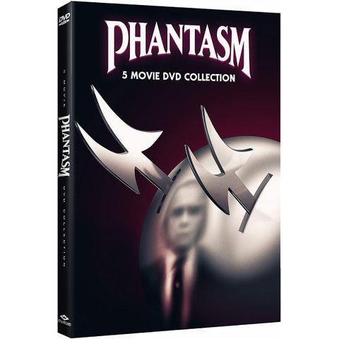 Phantasm 5-Movie DVD Collection [DVD Box Set]