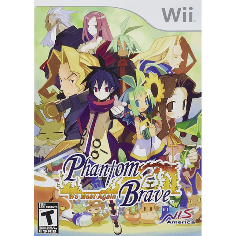 Phantom Brave: We Meet Again [Nintendo Wii]