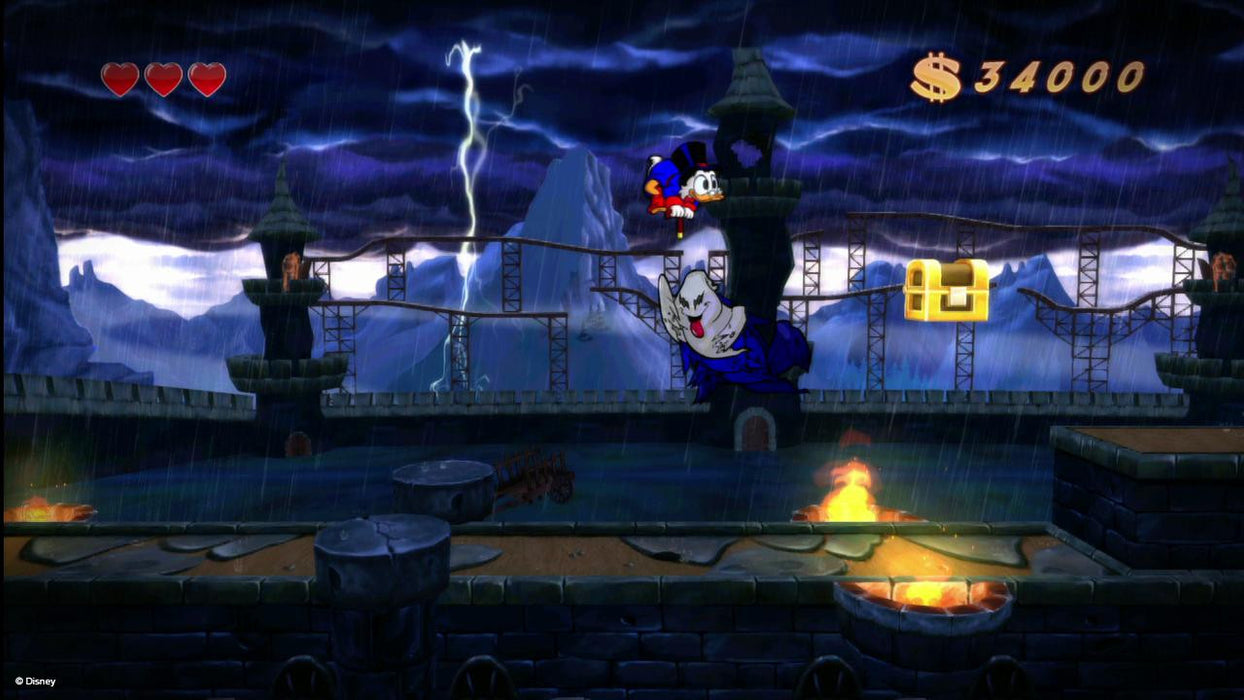 Disney's DuckTales Remastered [PlayStation 3]