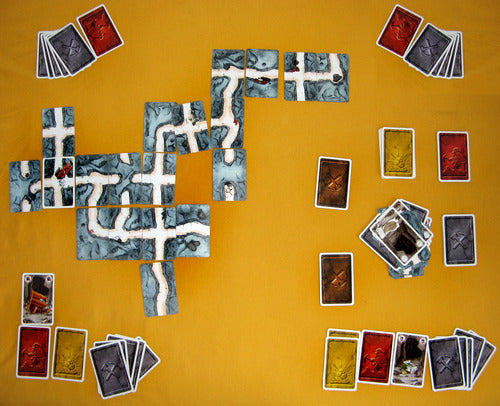 Saboteur [Card Game, 3-10 Players]