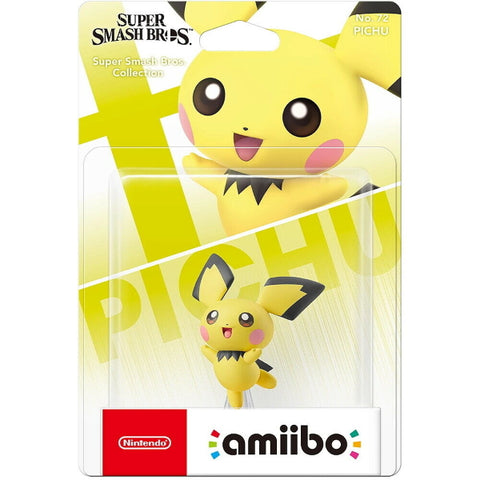 Pichu Amiibo - Super Smash Bros. Series [Nintendo Accessory]