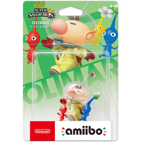 Pikmin & Olimar Amiibo - Super Smash Bros. Series [Nintendo Accessory]