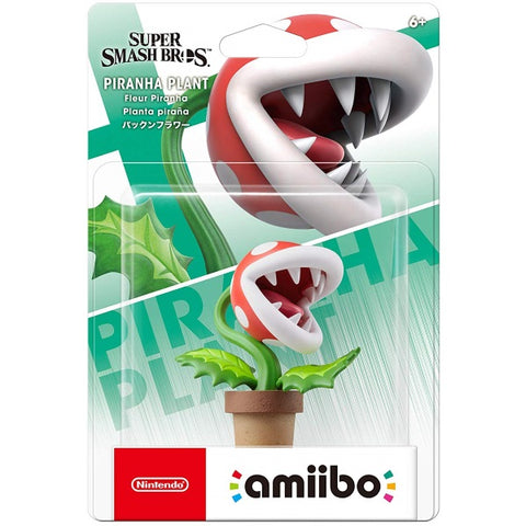 Piranha Plant Amiibo - Super Smash Bros. Series [Nintendo Accessory]
