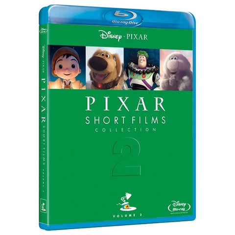 Disney Pixar Short Films Collection - Volume 2 [Blu-Ray]
